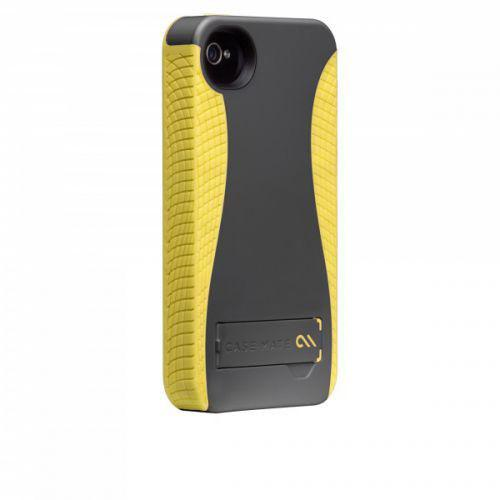 Case-mate Pop 2 Cases for iPhone 4s in Grey & Citron