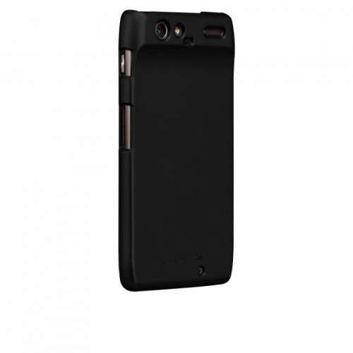 Case-mate Barely There Cases for Motorola RAZR in Black