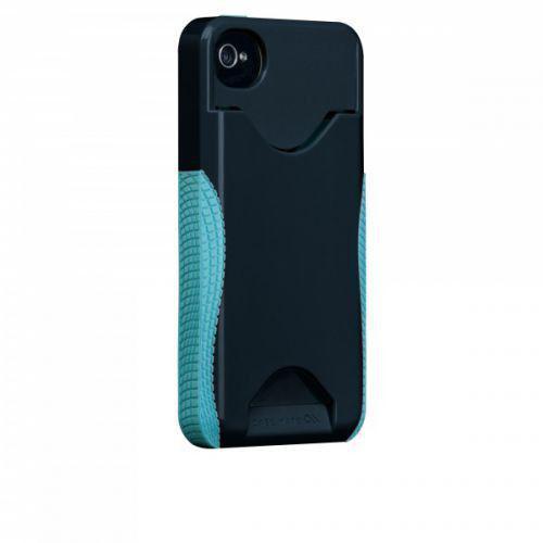 Case-mate Pop ID Cases iPhone 4/4s in Navy & Aqua