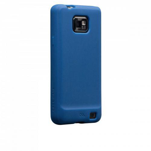 Case-mate Smooth Cases for Samsung Galaxy S2 in Blue i9100