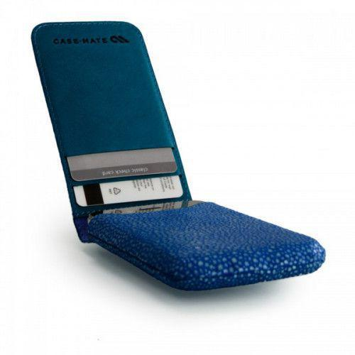 Case-mate Stingray Collection Foldover Pouch for iPhone 4/4S Marine Blue