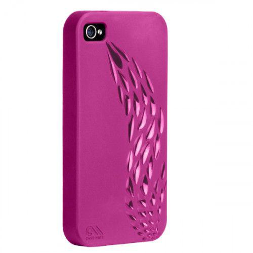 Case-mate Emerge Cases for Apple iPhone 4/4s in Magenta