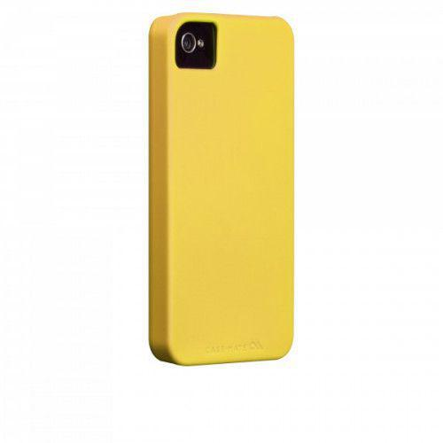 Case-mate Barely There Cases for Apple iPhone 4/4s in Yellow