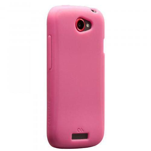 Case-mate Smooth Cases for Htc One S in Pink