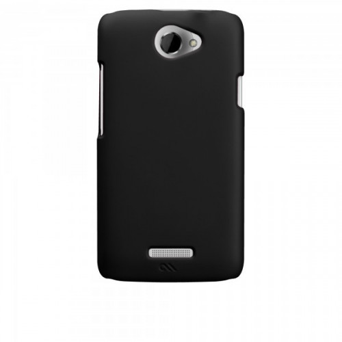 Case-mate Barely There Cases for HTC One X in Black