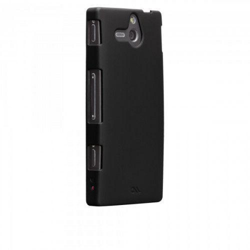 Case-mate Barely There Cases for Sony Xperia U in Black