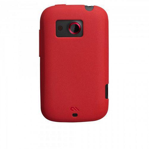 Case-mate Smooth Cases for HTC Desire C in Red