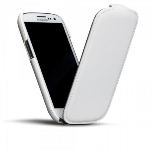 Case-mate Signature Flip Cases for Samsung Galaxy S3 in White i9300
