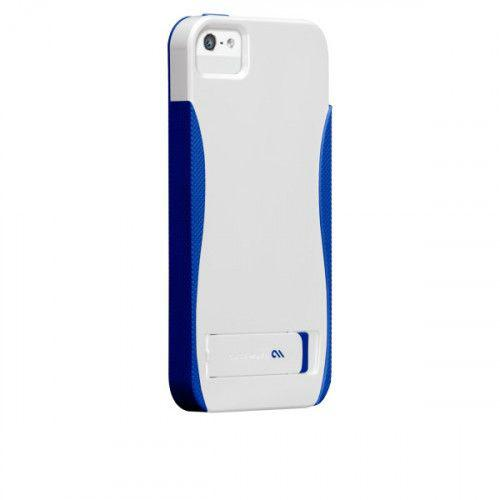 Case-mate Pop Cases for Apple iPhone 5 /5S in White & Blue