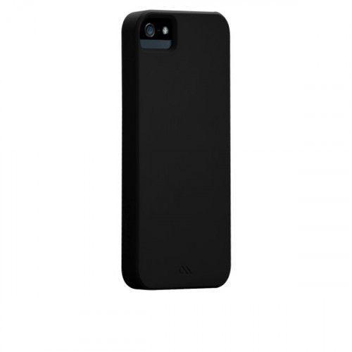 Θήκη Case-mate Barely There για Apple iPhone 5 / 5s σε μαύρο χρώμα