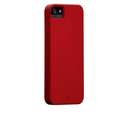 Case-mate Barely There Cases for Apple iPhone 5 /5s in Red