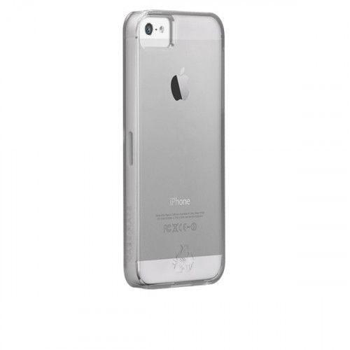 Case-mate rPET Cases for Apple iPhone 5 in Clear
