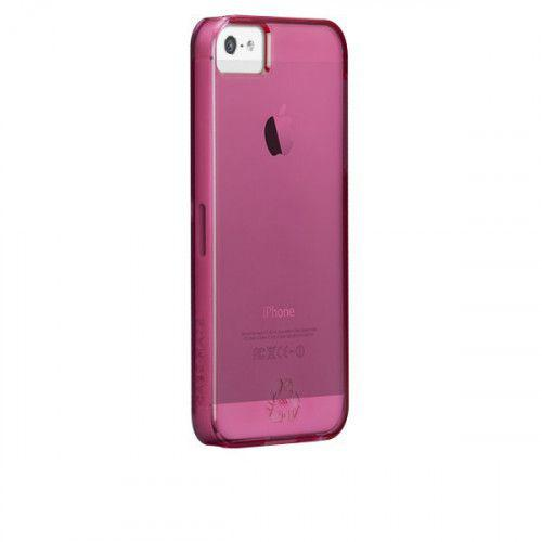 Case-mate rPET Cases for Apple iPhone 5 / 5S / SE in Pink