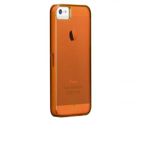 Case-mate rPET Cases for Apple iPhone 5/ 5s in Orange
