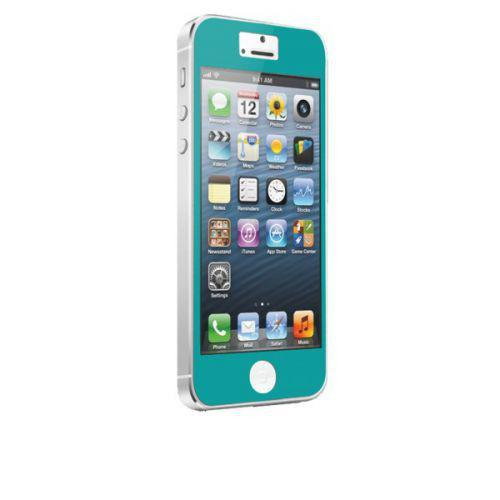 Case-mate Zero Bubbles Screen Protectors for Apple iPhone 5 in Blue