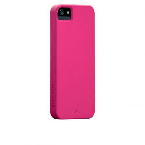 Case-mate Barely There Cases for Apple iPhone 5 /5s in Electric Pink