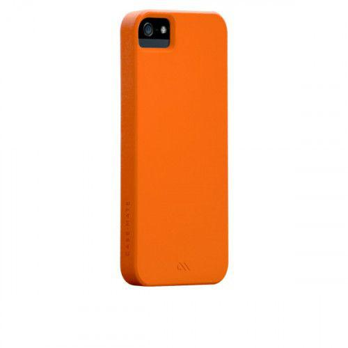 Case-mate Barely There Cases for Apple iPhone 5 in Electric Orange