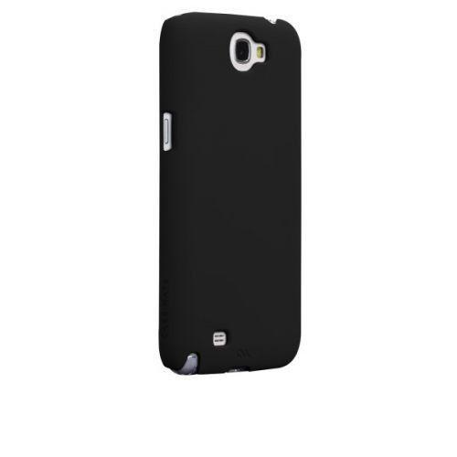 Case-mate Barely There Cases for Samsung Galaxy Note 2 N7100 in Black