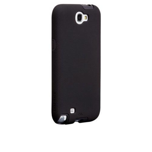 Case-mate Tough Cases for Samsung Galaxy Note 2 N7100 in Black