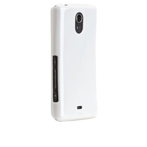 Case-mate Barely There Cases for Sony Xperia T in White