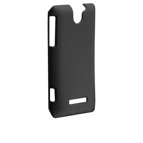 Case-mate Barely There Cases for Sony Xperia E in Black