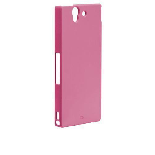 Case-mate Barely There Cases for Sony Xperia Z - Pink
