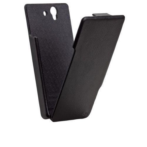 Case-mate Signature Flip Cases for Sony Xperia Z - Black