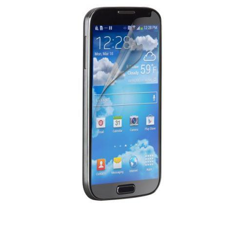 Case-mate Screen Protectors for Samsung Galaxy S4 I9500 (2 τεμ)