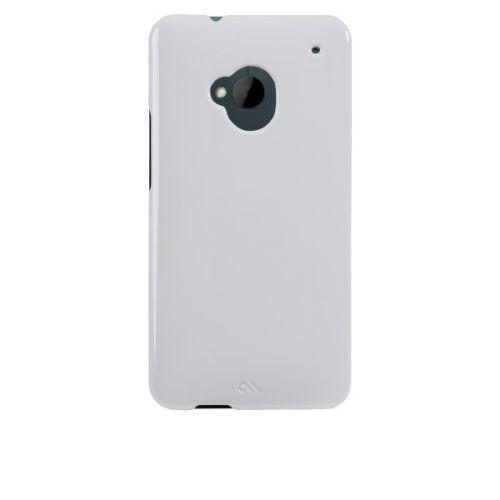Case-mate Barely There Cases for HTC One in White