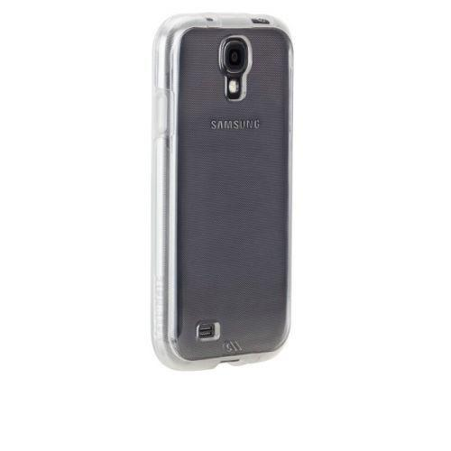 Case-mate Tough Naked Cases for Samsung Galaxy S4 I9500 in Clear/Black