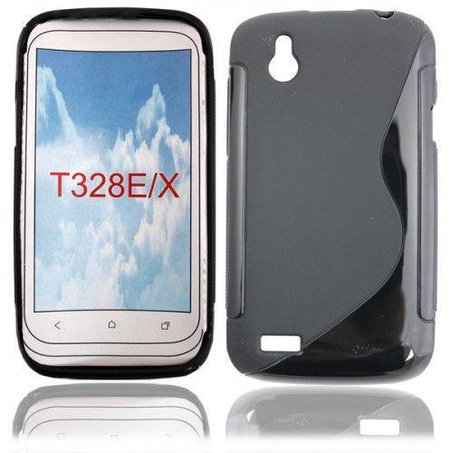 Θήκη Σιλικόνης για HTC Desire Χ black