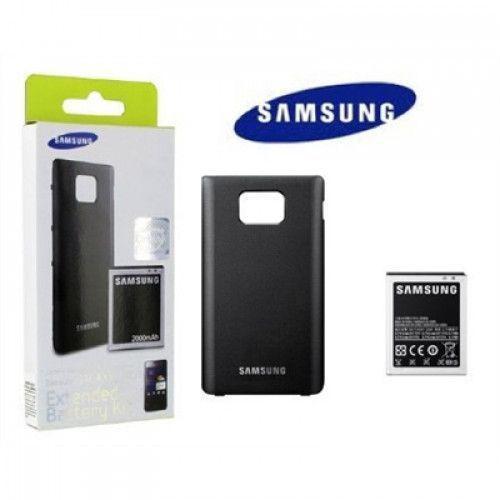 Μπαταρία Samsung EB-K1A2EBEGSTD 2000mAh Black for Samsung Galaxy S II i9100 + Back Cover