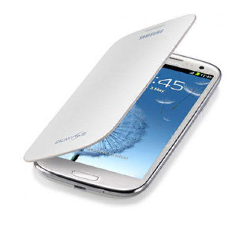 Samsung Flip Cover EFC-1G6FWECSTD for Galaxy S3 i9300 White