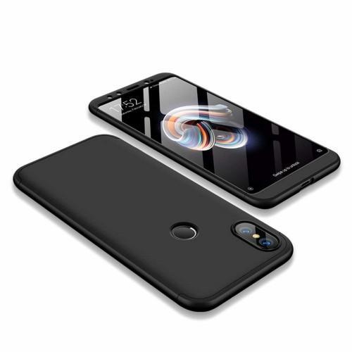 Θήκη OEM 360 Protection front and back full body για Xiaomi Mi A2 / Mi 6X black