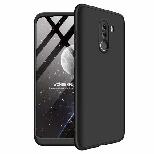 Θήκη OEM 360 Protection front and back full body για Xiaomi Pocophone F1 black