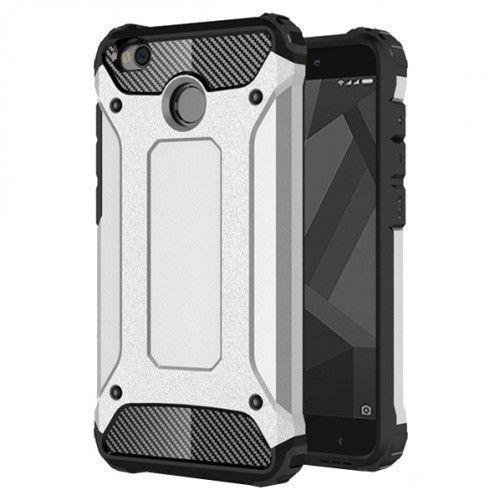 Θήκη OEM Hybrid Armor Tough Rugged Cover Xiaomi Redmi 4X silver