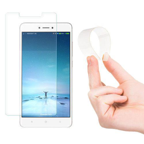 Nano Flexi Tempered Glass Hybrid Screen Protector for Xiaomi Redmi Note 4X / Redmi Note 4 (Snapdragon, global version)