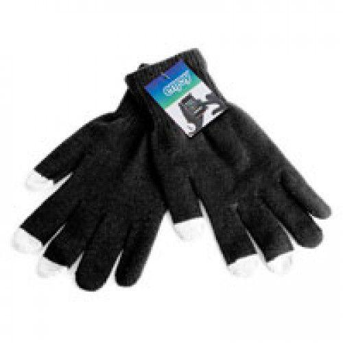 Enjoy Touchgloves Black size Μ