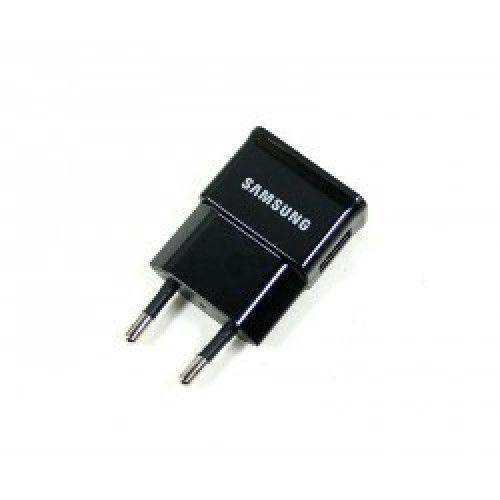 Samsung EP-TA20EBE USB Travel Charger S8 G950, S8 Plus G955 μαύρου χρώματος bulk