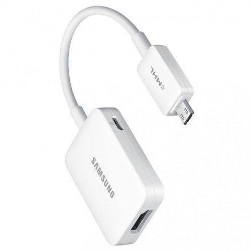 Samsung HDMI Adapter Cable ET-H10FAUW white