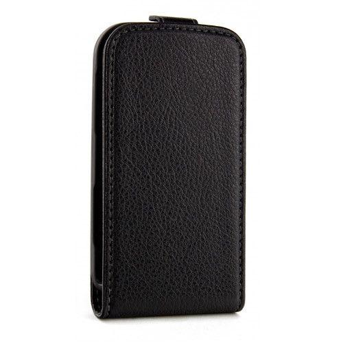Θήκη Xqisit Flipcover για Samsung Galaxy Mini 2 S6500 Black