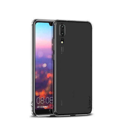 Θήκη iPaky Effort TPU διάφανη + 9H tempered glass for Huawei Y6 2018