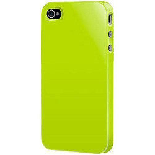 Θήκη Switch Easy Nude Green για iphone 4 + φιλμ προστασίας οθόνης