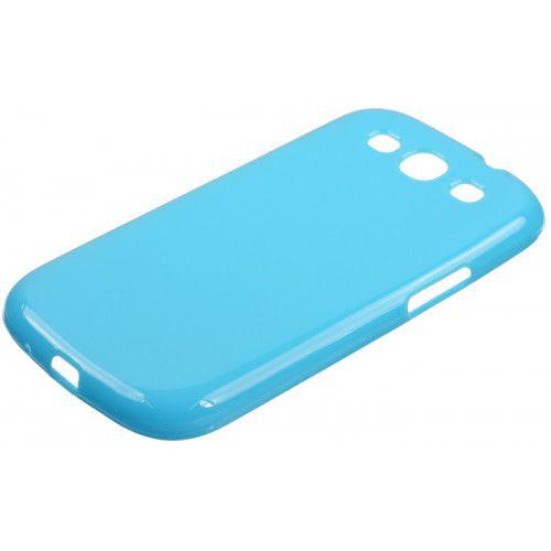 Θήκη Σιλικόνης για Samsung Galaxy S3 i9300 light blue