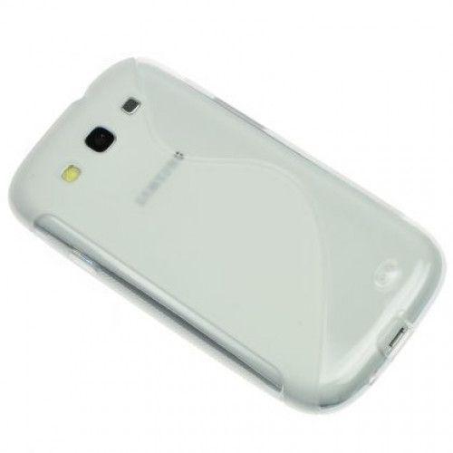 Θήκη TPU για Samsung Galaxy s3 i9300 διάφανη