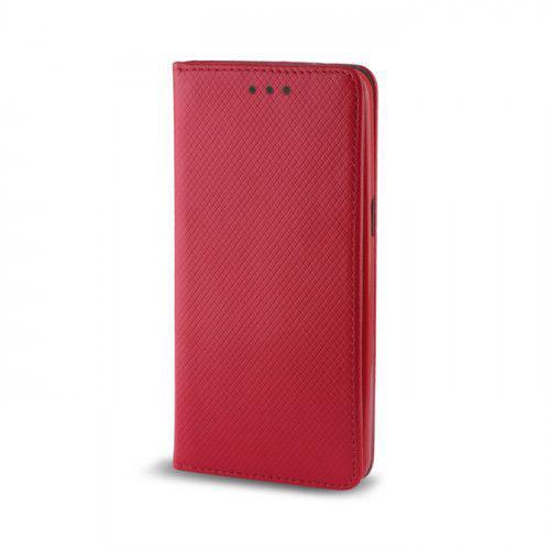 Θήκη Smart Magnet για Xiaomi Redmi 4A κόκκινου χρώματος