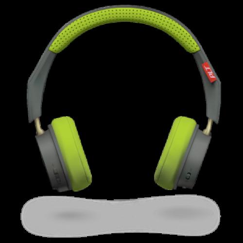 Plantronics BackBeat 500 Grey / Green 207850-01