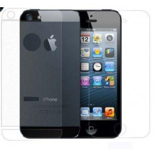 ΦΙΛΜ ΠΡΟΣΤΑΣΙΑΣ ΟΘΟΝΗΣ για iPHONE 5 FRONT/BACK