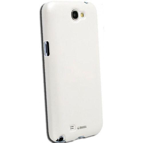 Krusell ColorCover για Samsung Galaxy Note II N7100 White