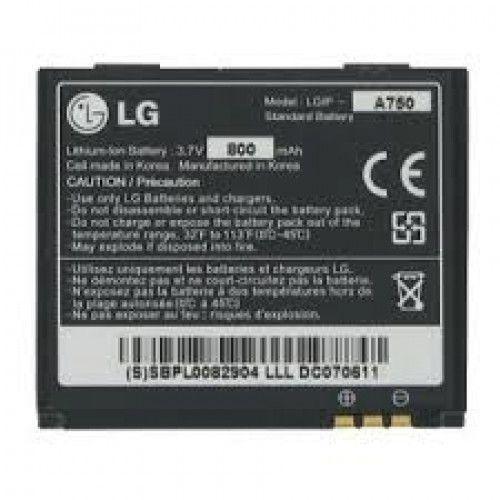 Μπαταρία LG LGIP-A750 800mAh (χωρίς συσκευασία)